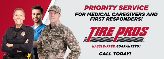 Priority Service for First Responders