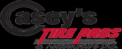 Casey's Tire Pros logo